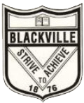 Blackville Public School logo